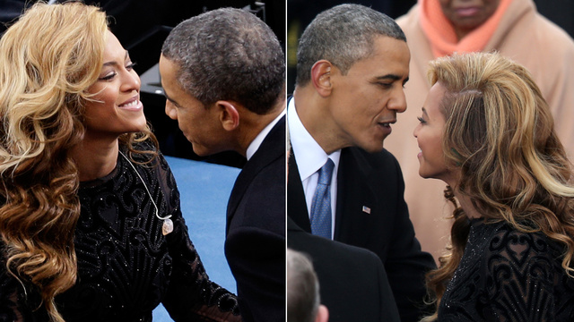 French Media Convinced Beyonc� and President Obama Are Having Affair [Updated]